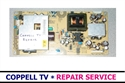 Picture of DPS-153AP-2-A DELTA / SANYO 1AV4U20C38400 POWER SUPPLY BOARD REPAIR SERVICE FOR SANYO LCD TV