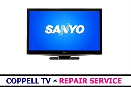 Picture of REPAIR SERVICE FOR DP50749 / P50749-01 SANYO MAIN BOARD J4FF