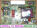 Picture of REPAIR KIT FOR LG 1032298-HS YSUS BOARD FOR HP PL4260N