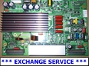 Picture of EXCHANGE SERVICE FOR YSUS BOARD LG 6871QYH948B