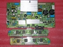 Picture of PHILIPS 42PF5321D/37 Y-Main and buffers replacement set for no image problem