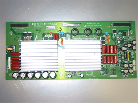 Picture of REPAIR SERVICE FOR 6871QZH044C LG ZSUS 50' SUSTAIN BOARD