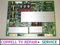 Picture of REPAIR SERVICE FOR 6871QYH036B YSUS BOARD 42' PLASMA TV