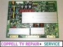 Picture of REPAIR SERVICE FOR 6871QYH036A YSUS BOARD 42' PLASMA TV