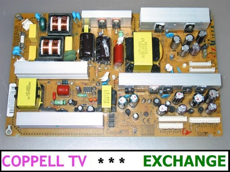 Picture of EAY33058501 / EAX31845201 power supply for LGLP3237HEP POWER SUPPLY BOARD FOR LG 32LC7D AND OTHERS - $30 credit for old dud