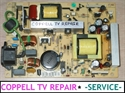 Picture of REPAIR SERVICE FOR PHILIPS 32MF231D / 32MF23ID / 32MF605W/17 POWER SUPPLY BOARD