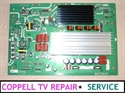 Picture of REPAIR SERVICE FOR LG YSUS BOARD EBR37284101 / EAX34042601