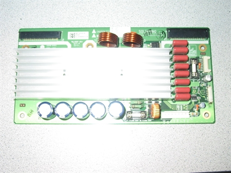 Picture of 6871QZH041A / 6871QZH041B ZSUS BOARD REPLACEMENT - SERVICED, TESTED