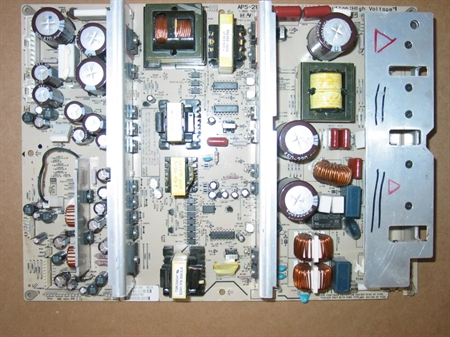 Picture of APS-219 E135516 SONY POWER SUPPLY BOARD - TESTED, WORKING, CASH BACK FOR THE OLD DUD!