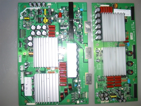 Picture of REPAIR SERVICE FOR LG 6871QYH039B YSUS AND LG 6871QZH044B ZSUS SUSTAIN BOARDS FOR 50'' PLASMA TV