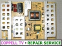 Picture of REPAIR SERVICE FOR DPS-283AP 0500-0507-0330 DELTA POWER SUPPLY BOARD