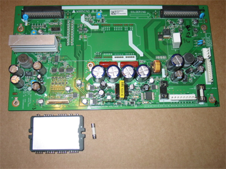 Picture of EBR36954501 EBR39214401 EAX36953201 YSUS REPAIR KIT
