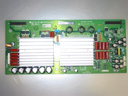 Picture of REPAIR SERVICE FOR VIZIO P50HDTV10A FAILED ZSUS BOARD - DARK, GRAINY IMAGE, BLEEDING PURPULE OR NO IMAGE / NO START