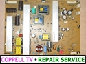 Picture of REPAIR SERVICE FOR LG 50PK590-ZE.BEKLLJP POWER SUPPLY - TV DEAD OR CLICKING ON AND OFF