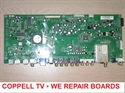 Picture of Repair service for Vizio VW32LHDTV10A main board - dead TV or white LED, but no display and response