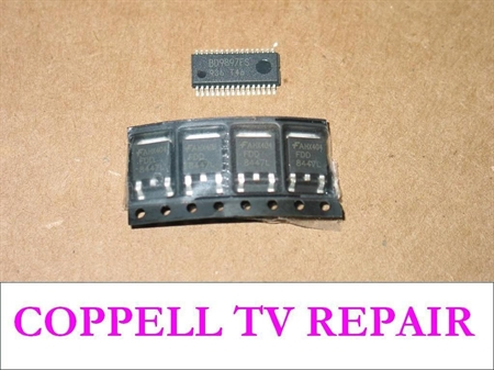 Picture of 6632L-0448A / 6632L-0449A INVERTER REPAIR KIT VW42L
