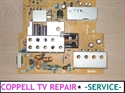 Picture of Repair service for Sharp Aquos LC-37D443U power supply - dead or not turning on TV problem