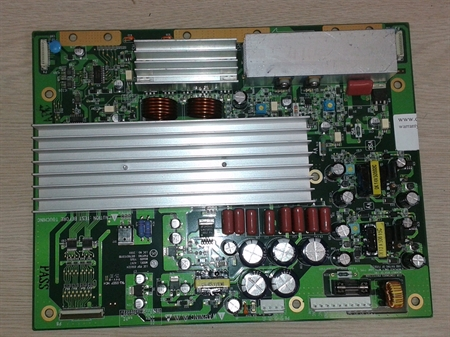 Picture of 6871QYH036C LG YSUS BOARD - SERVICED, TESTED, WARRANTY, $30 BACK FOR YOUR OLD DUD