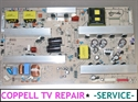 Picture of REPAIR SERVICE FOR LG 42LG500H-UA AUSPLVR POWER SUPPLY BOARD - NOT POWERING ON OR SHUTTING OFF PROBLEM