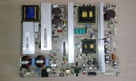 Picture of BN44-00190A / PSPL531801A Samsung power supply board - upgraded, tested, $50 credit for old dud