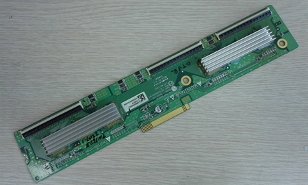 Picture of EBR50039001 / EAX50050801 top buffer board YDRVTP - serviced, tested, $60 credit for old dud