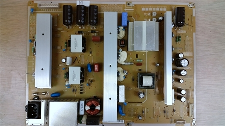 Picture of Repair service for Samsung power supply  BN44-00516A / P64SW_CPN / IP-556420A (dead TV, intermitent shutdowns etc.)