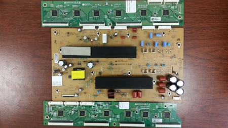 Picture of EBR77185601 + EBR77186101 + EBR77186201 for LG 60PB5600-UA, 60PB6600-UA, 60PB6650-UA - serviced, tested, $50 credit for old duds