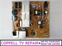 Picture of Repair service Samsung PN60E530A3FXZA / PN60E530A3F power supply P60PW_CSM  causing dead or failing to start TV etc. problems