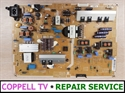 Picture of Repair service for BN44-00623A / BN44-00623D / PSLF161X05A power supply board for Samsung UN46F6400AFXZA, UN46F6800AFXZA